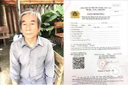 Đồng Nai: Chủ cơ sở photocopy làm giả giấy tờ đi đường, giấy chứng nhận đã tiêm vaccine phòng COVID-19