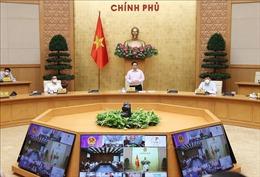 Thủ tướng Phạm Minh Chính họp với tỉnh Kiên Giang và Tiền Giang