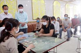 Hà Nam: Đẩy nhanh thực hiện gói hỗ trợ cho người bị ảnh hưởng của dịch COVID-19