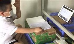 Chương trình 'Máy tính cho em'hỗ trợ kịp thời những học sinh hoàn cảnh khó khăn