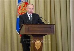 Tổng thống V. Putin: Bầu chọn Duma Quốc gia là sự kiện quan trọng nhất của Nga
