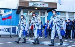 Diễn viên và đạo diễn Nga đã 'cập bến'ISS để làm phim