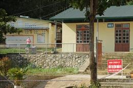 Thành lập Khu cách ly điều trị bệnh nhân COVID-19 tại Vân Hồ, Sơn La