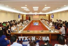 Quán triệt, triển khai Nghị quyết Trung ương 7 khóa XII tới cán bộ chủ chốt của TTXVN