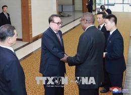Cuba và Triều Tiên thắt chặt quan hệ song phương