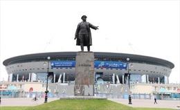 WORLD CUP 2018: 'Đấu trường Zenit', biểu tượng mới của thể thao Nga