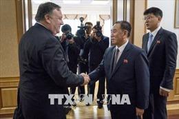 Mỹ cam kết giải quyết hòa bình vấn đề hạt nhân Triều Tiên