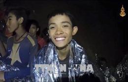 Tình hình sức khỏe các thành viên đội bóng thiếu niên Thái Lan