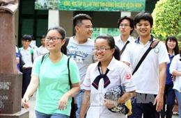 Nhiều trường đại học tại TP Hồ Chí Minh giảm điểm 'sàn'