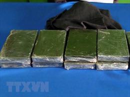 Triệt phá hàng loạt vụ buôn bán, vận chuyển và tàng trữ ma túy