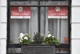 Thêm một nhóm vận động Anh rời khỏi EU bị phạt do vi phạm quy tắc tài chính