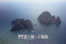 Hàn Quốc phản đối Nhật Bản đưa quần đảo tranh chấp vào giáo trình giảng dạy