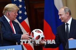 Tổng thống Trump khẳng định thành công lớn của cuộc gặp thượng đỉnh Mỹ - Nga
