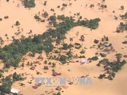 Bộ Công an Việt Nam hỗ trợ 50.000 USD khắc phục hậu quả vỡ đập thủy điện tại Lào
