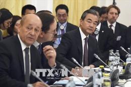 Trung Quốc, Anh nhất trí hợp tác duy trì chủ nghĩa đa phương