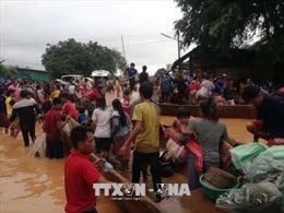 ASEAN đoàn kết, sát cánh cùng Lào khắc phục sự cố vỡ đập thủy điện