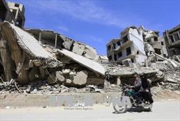 Thêm nhiều nhóm vũ trang đối lập Syria ký thỏa thuận ngừng bắn tại Ai Cập