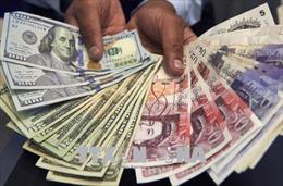 Cuối tuần, giá USD và đồng bảng Anh (GBP) cùng giảm