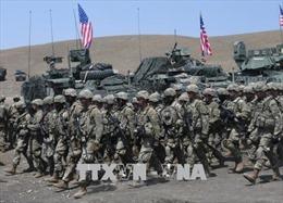 NATO, Gruzia tập trận Noble Partner 2020