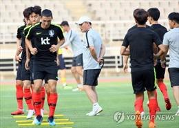 ASIAD 2018: Các tiền đạo Hàn Quốc tin tưởng vào chiến thắng của đội nhà