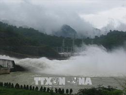 Từ chiều nay, mở cửa xả đáy Thủy điện Sơn La và Hòa Bình