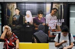 Malaysia bãi bỏ Luật Chống tin giả