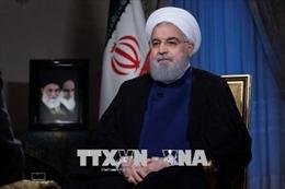 Tổng thống Iran kêu gọi hành động nhanh chóng và rõ ràng bảo vệ thỏa thuận hạt nhân