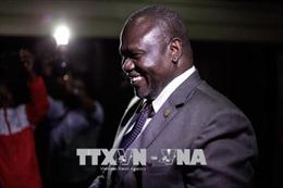 Nam Sudan: Thủ lĩnh đối lập từ chối ký thỏa thuận hòa bình cuối cùng