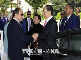 Động lực mới cho mối quan hệ giữa Việt Nam với Ethiopia và Ai Cập
