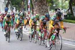 Giải đua xe đạp Hà Nội mở rộng tranh Cúp VinaSing