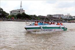 Khai trương tuyến du lịch đường sông Đồng Nai