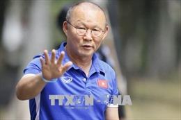 HLV Park Hang Seo: 'Tôi tự hào về các cầu thủ của mình'