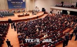 Quốc hội Iraq hoãn họp tới ngày 15/9
