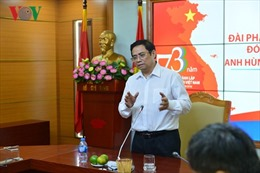 Đài Tiếng nói Việt Nam cần chú trọng công tác đào tạo nguồn nhân lực