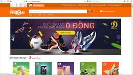 Trải nghiệm mua sắm cho người tiêu dùng trong ngày Online Friday