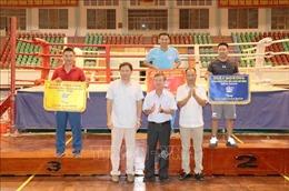 Đoàn Tiền Giang dẫn đầu tại giải Boxing Đồng bằng sông Cửu Long mở rộng 2018