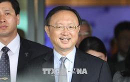 Tăng cường liên lạc Trung - Hàn về phi hạt nhân hóa Bán đảo Triều Tiên