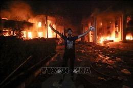 Sân bay Basra bị tấn công tên lửa, Quốc hội Iraq họp khẩn