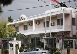 Nhóm chống chính phủ tấn công Đại sứ quán Iran tại Hy Lạp