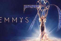 Sôi động sắc màu lễ trao giải Emmy Awards lần thứ 70