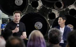 Tỷ phú Yusaku Maezawa mời 8 nghệ sĩ cùng bay lên Mặt Trăng
