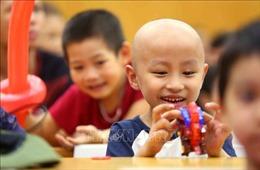 Trung thu ấm áp, nghĩa tình đến với trẻ em có hoàn cảnh khó khăn
