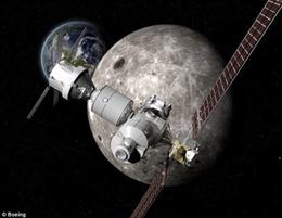 Nga doạ rút khỏi dự án với Mỹ xây dựng trạm không gian trên Mặt Trăng