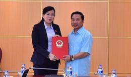 Bổ nhiệm ông Lưu Bình Nhưỡng giữ chức Phó Trưởng Ban Dân nguyện