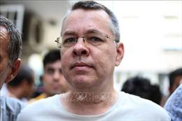 Tổng thống Thổ Nhĩ Kỳ: Tòa án sẽ quyết định số phận mục sư Mỹ A.Brunson