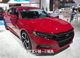 Honda thu hồi ô tô Accord 2018 và Insight 2019 do lỗi phần mềm camera