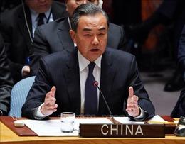 Đại hội đồng LHQ khóa 73: Trung Quốc và Syria đẩy mạnh hợp tác song phương