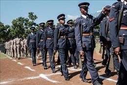 Kenya ra mắt lực lượng cảnh sát biển