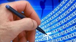 Quy định chi tiết Luật Giao dịch điện tử về chữ ký số