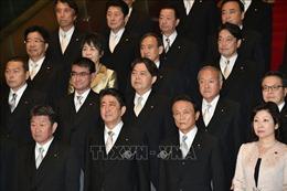 Thủ tướng Nhật Bản Shinzo Abe cải tổ nội các và ban lãnh đạo đảng LDP